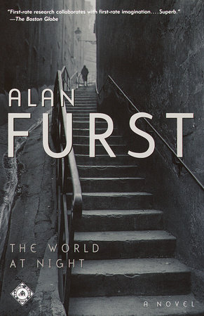The World at Night by Alan Furst