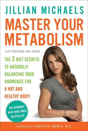 Master Your Metabolism by Jillian Michaels and Mariska van Aalst