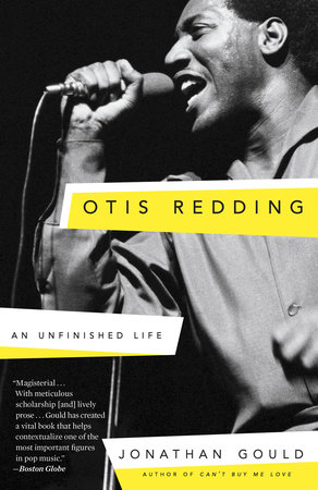The cover of the book Otis Redding