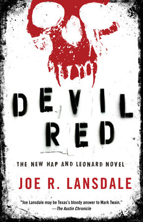 The cover of the book Devil Red