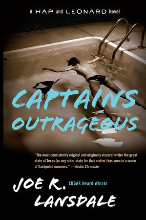 The cover of the book Captains Outrageous