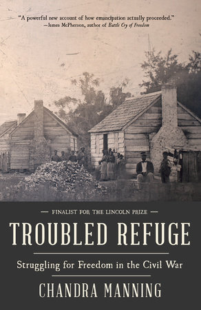 troubled refuge book cover
