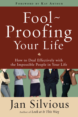 The cover of the book Foolproofing Your Life