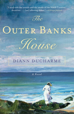 The Outer Banks House by Diann Ducharme