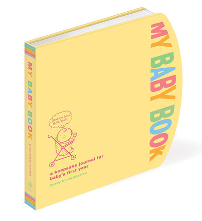 My Baby Book by Amy Krouse Rosenthal