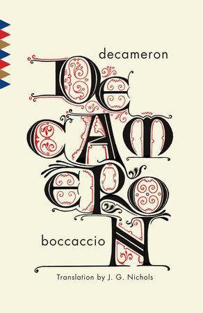 Decameron by Giovanni Boccaccio