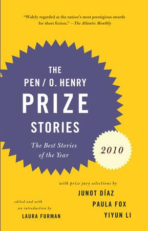 PEN/O. Henry Prize Stories 2010