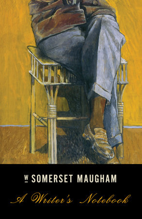 A Writer's Notebook by W. Somerset Maugham