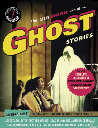 The cover of the book The Big Book of Ghost Stories