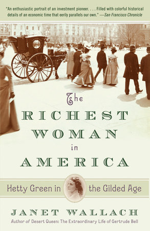 The Richest Woman in America Book Cover Picture