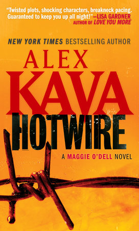 Hotwire by Alex Kava