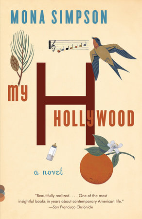 My Hollywood Book Cover Picture