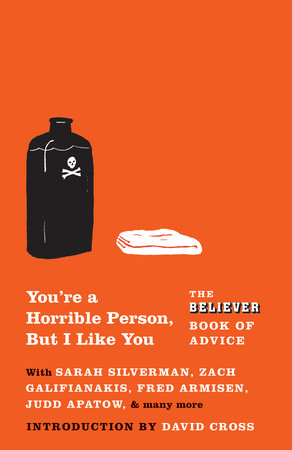You're a Horrible Person, But I Like You