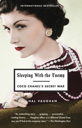 Sleeping with the Enemy by Hal Vaughan