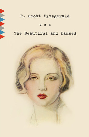 The Beautiful and Damned Book Cover Picture