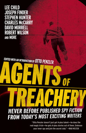 Agents of Treachery by Otto Penzler
