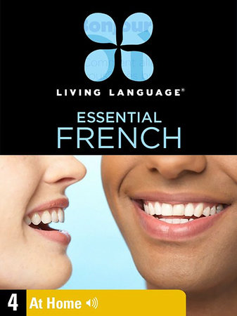 Essential French, Lesson 4: At Home