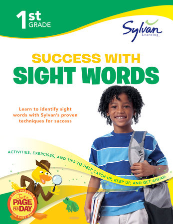 1st Grade Success with Sight Words by Sylvan Learning