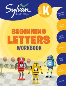 Pre-K Beginning Letters Workbook
