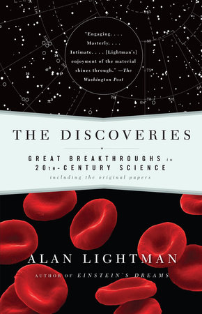 The Discoveries by Alan Lightman