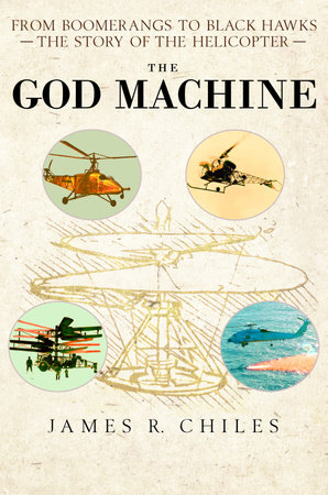 The God Machine by James R. Chiles