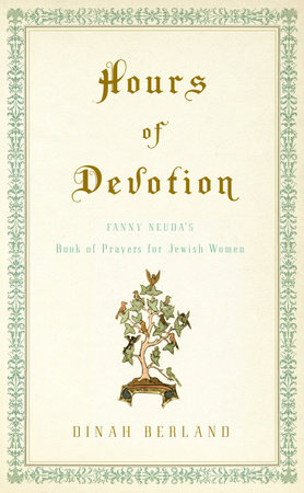 Hours of Devotion by Dinah Berland