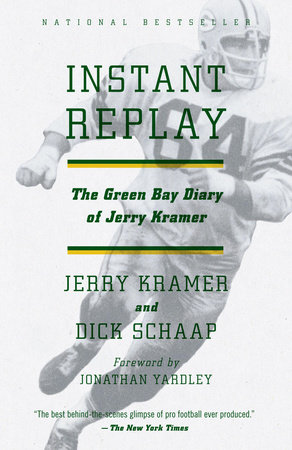 Instant Replay by Jerry Kramer