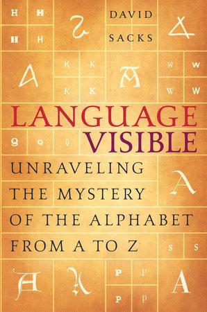 Language Visible by David Sacks