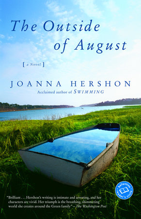 The Outside of August by Joanna Hershon