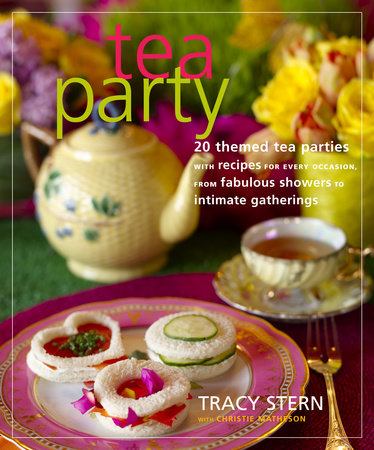 Tea Party Book Cover Picture