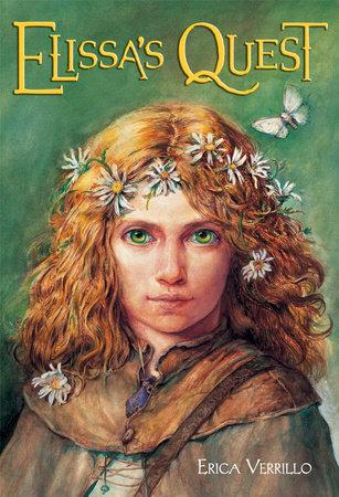 Phoenix Rising #1: Elissa's Quest by Erica Verrillo