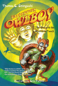 Owlboy: The Girl with the Destructo Touch
