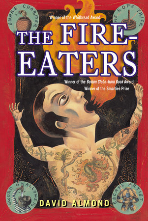 The Fire-Eaters by David Almond