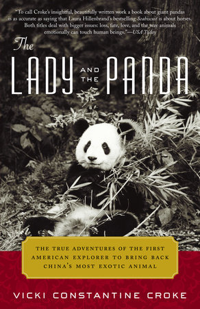 The lady and the panda by vicki croke penguinrandomhouse the lady and the panda by vicki croke fandeluxe Gallery