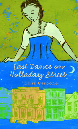 Last Dance on Holladay Street by Elisa Carbone