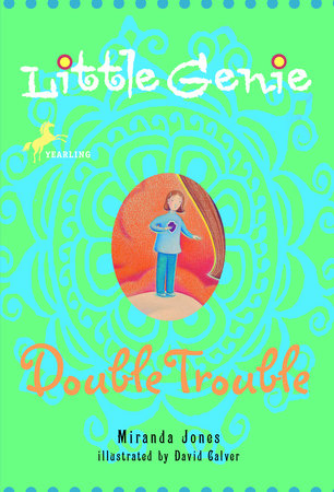 Little Genie: Double Trouble by Miranda Jones
