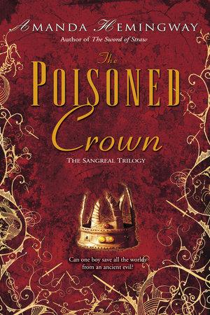 The Poisoned Crown by Amanda Hemingway