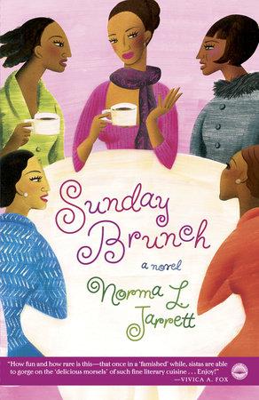 Sunday Brunch by Norma L. Jarrett