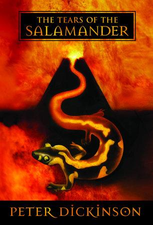 Tears of the Salamander by Peter Dickinson
