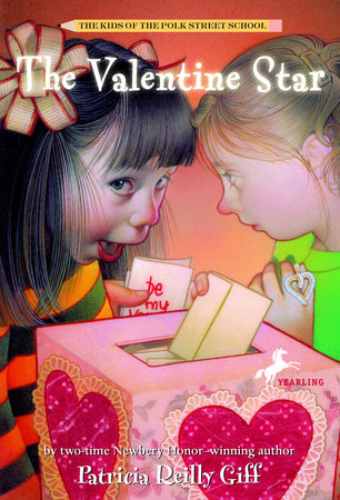 The Valentine Star by Patricia Reilly Giff