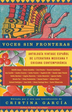 Voces sin fronteras by Cristina García