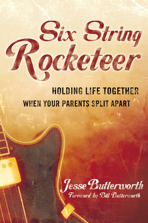 Six String Rocketeer by Jesse Butterworth
