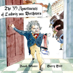 The 39 Apartments of Ludwig Van Beethoven
