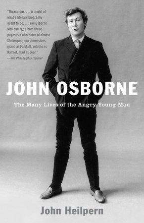 John Osborne by John Heilpern