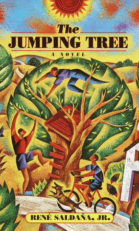 The Jumping Tree by Rene Saldana, Jr.