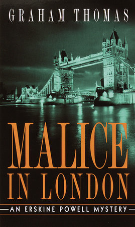 Malice in London by Graham Thomas