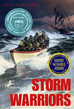 Storm Warriors by Elisa Carbone