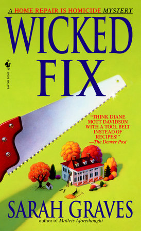 Wicked Fix by Sarah Graves
