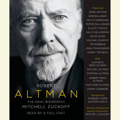 Robert Altman cover