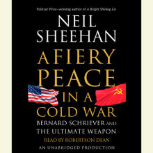 A Fiery Peace in a Cold War Cover